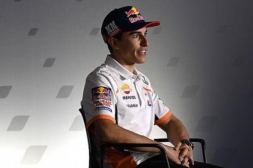 """Márquez: """"No lucho por el título, pero sí por mi propio campeonato"""""""