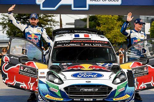 WRC: Fourmaux si separa dal navigatore Jamoul