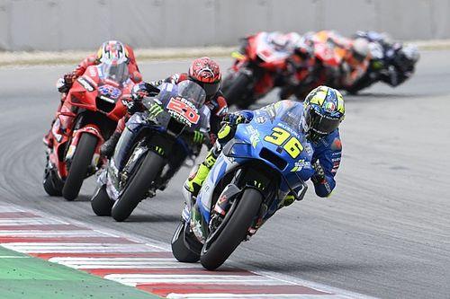 Mir feels like 'movie villain' over Quartararo MotoGP suit comments