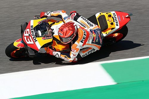 "Marc Marquez's recovery ""stuck"" since his MotoGP return"