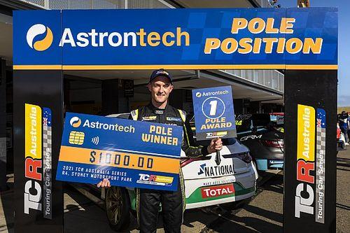 Sydney TCR: O'Keeffe takes first season pole