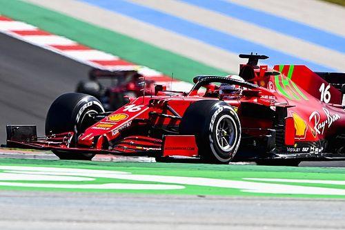 Leclerc Kini Lebih Baik dalam Kelola Ban