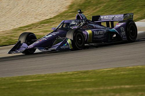 Первая гонка Грожана в IndyCar началась с завала. Но Ромен был ни при чем!