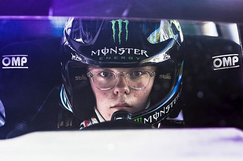 The steely determination behind the WRC's Solberg 2.0