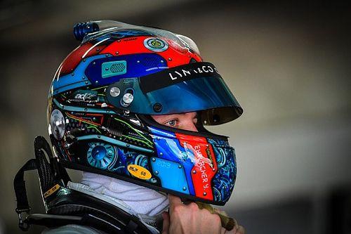 Dublet Cyan Racing, wypadek Mullera