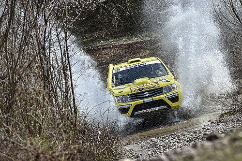 Suzuki Challenge subito frizzante all'Italian Baja