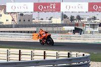 Fotos: segunda jornada del test de MotoGP en Qatar 2021