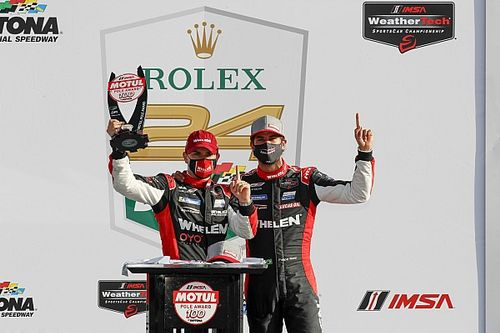IMSA Daytona: Action Express Cadillac wint kwalificatierace