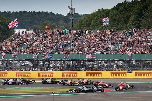 "British GP boss ""cautiously optimistic"" over fans return"