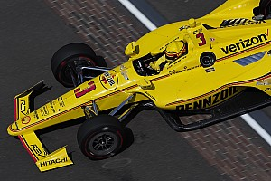 Castroneves domina 1º dia do classificatório para a Indy 500