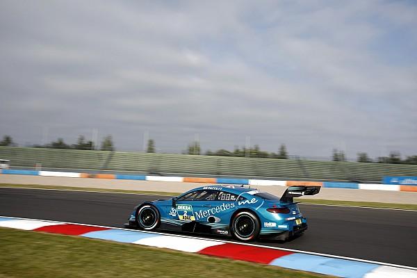 DTM Отчет о гонке Паффет стал сильнейшим в воскресной гонке DTM на «Лаузицринге»