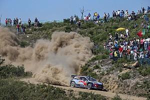WRC Dagverslag WRC Portugal: Neuville aan de leiding na vrijdag vol crashes