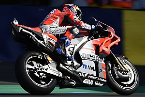 MotoGP フリー走行レポート MotoGPフランス初日:マルケス&ドヴィツィオーゾがトップ2を分け合う