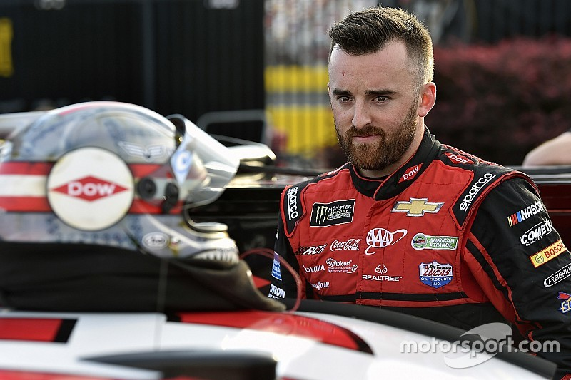 Richard Childress Racing paces first Cup practice at Las Vegas