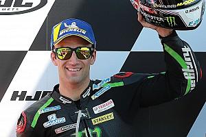 MotoGP Reaktion Zarco hält dem Druck stand:
