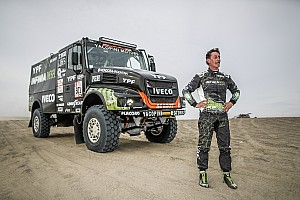 Dakar Etappeverslag Dakar 2018: Villagra andermaal succesvol, Van Genugten derde