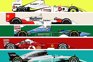 Formula 1 Top List The most successful F1 cars of all time