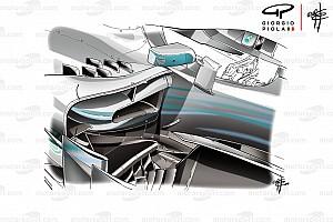 Формула 1 Аналитика Технический анализ: как Mercedes удалось избежать провала в Монако