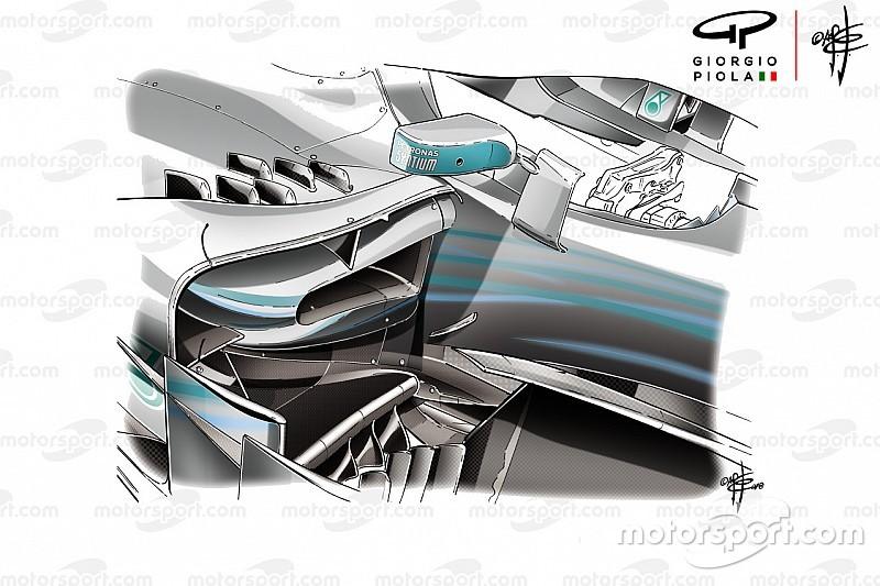 Análise: As mudanças que ajudaram a Mercedes em Mônaco