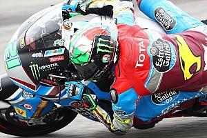 Moto2 Qualifying report Moto2 Malaysia: Morbidelli pole, Dimas Ekky start ke-28