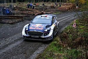 WRC Prüfungsbericht WRC Großbritannien: Sebastien Ogier gewinnt Auftaktprüfung