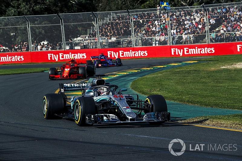 Mercedes: Ferrari in Sachen Motorenpower auf Augenhöhe