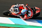 Superbike-WM WSBK Jerez: Melandri auf Pole, Yamaha in Reihe eins