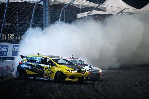 Toyota rebut gelar Formula Drift 2017