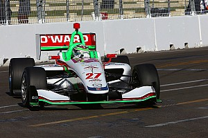 Indy Lights Race report St. Pete Indy Lights: O'Ward scores first win in series