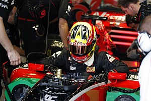 Formula 1 Nostalgia GALERI: Tes Formula 1 pertama Rio Haryanto