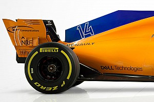 Галерея: усі фото нової машини Ф1 McLaren