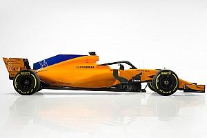 Forma-1 Motorsport.com hírek Nemcsak más színű, hanem könnyebb is a McLaren festése