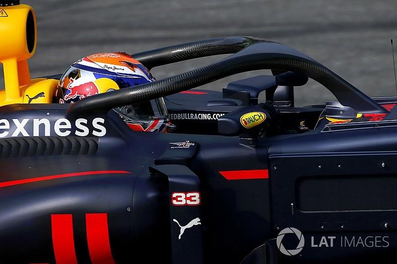 """Verstappen y el Halo en los F1 de 2018: """"Se verá horrible"""""""