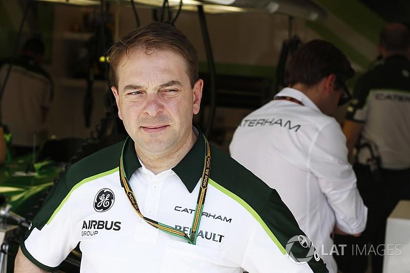 Eks bos Caterham F1 gabung ke ByKolles