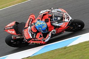 Superbike-WM News Ducati: Was ist Marco Melandris Bestzeit wert?