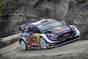 WRC Rapport d'étape Cinquième victoire de suite au Monte-Carl' pour Ogier et Ingrassia