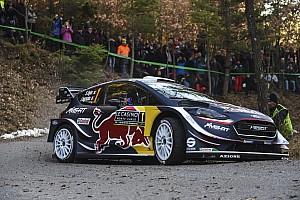 WRC Rapport d'étape ES6 à 8 - Ogier se maintient malgré une erreur