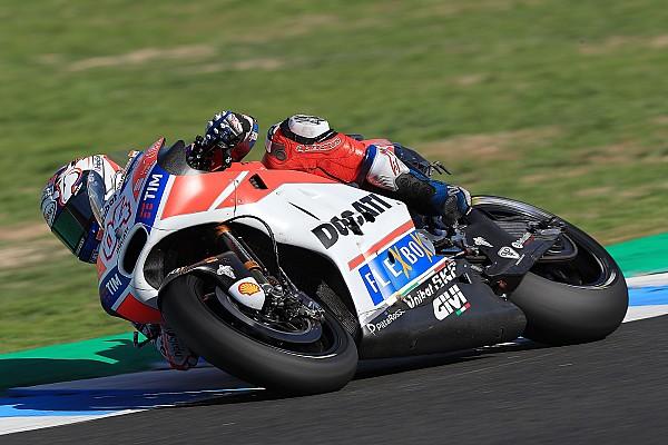 MotoGP Test Test Jerez, Giorno 2: Dovizioso porta in vetta la Ducati