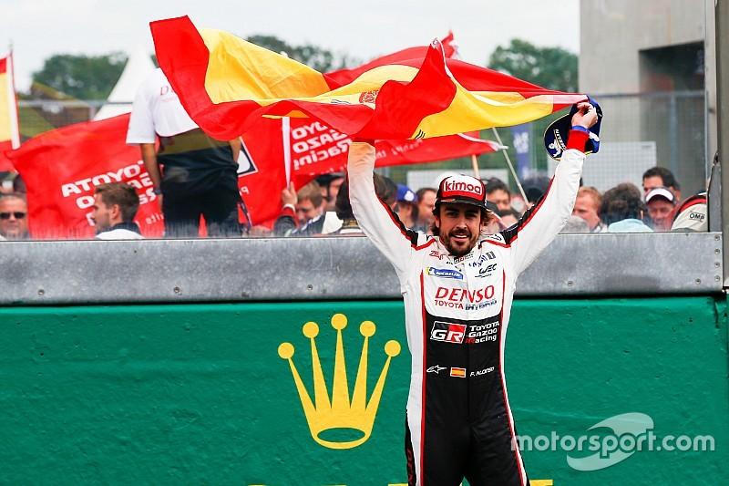 Fittipaldi: Gridin en komple pilotu Alonso