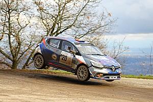 Rallye Pays du Gier: Styve Jude gewinnt die Clio R3T Alps Trophy