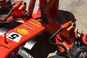 F1-es technikai képgaléria a keddi tesztnapról: Ferrari, Red Bull…