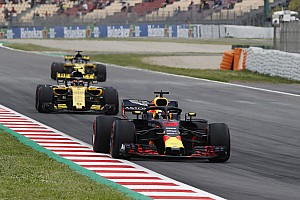 Fórmula 1 Noticias Renault demora una actualización clave por temor a la fiabilidad