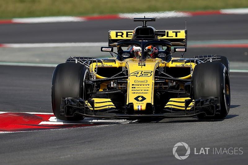 Aitken enchaîne une victoire en F2 avec un test en F1
