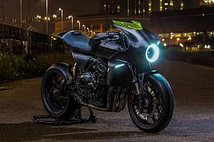 Automotive Noticias de última hora La increíble Honda CB4 Interceptor