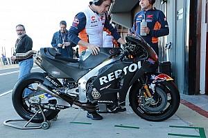 MotoGP Reactions Marquez: Untuk pertama kalinya saya kuat di tes Valencia