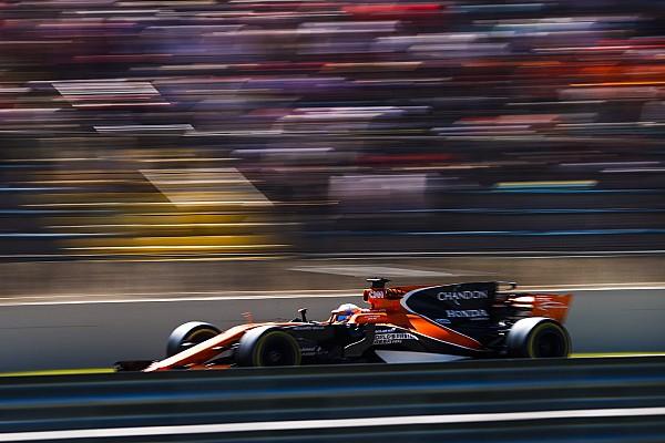 F1 Honda considera que su motor está alcanzando un nivel