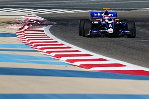 FIA Fórmula 2 Entrevista Fortec aclara que su ingreso a Fórmula 2 se pospone a 2019