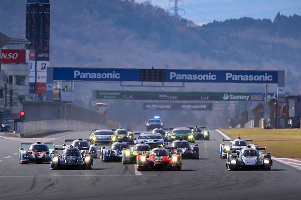 Jackie Chan DC Racing doubles up in Fuji