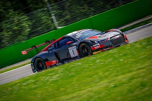 WRT Audi, Monza'da Blancpain Endurance'ın ilk yarışını kazandı