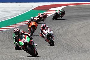 MotoGP Breaking news Espargaro certain Aprilia will